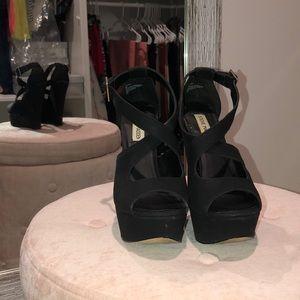 ❤️EUC❤️Steve Madden 'Xternal' Wedge Sandal